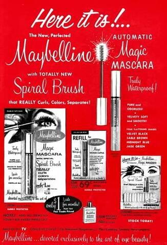 1959 maybelline mascara