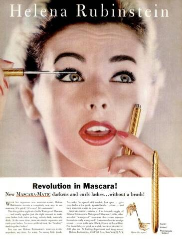 1969 mascara rubinstein