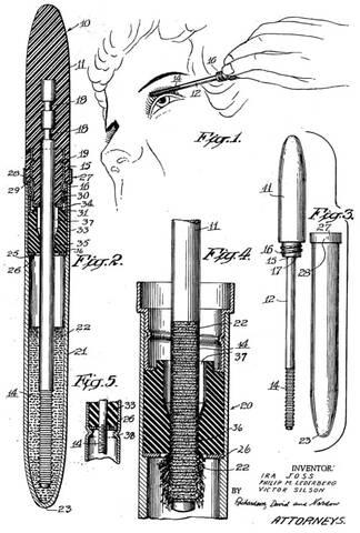 mascara patent