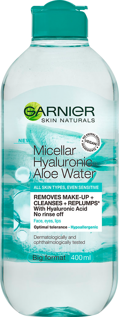 MICELLAIRE Hyaluronic Aloe