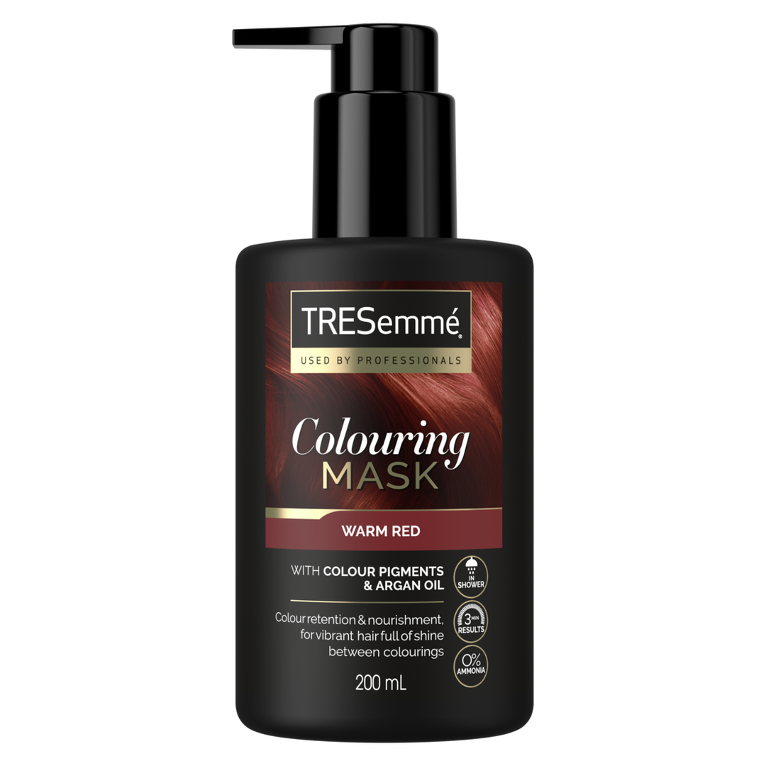tresemme red color mask 0