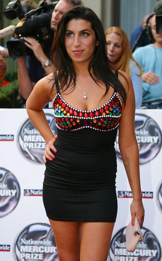 Amy Winehouse Sept 2004