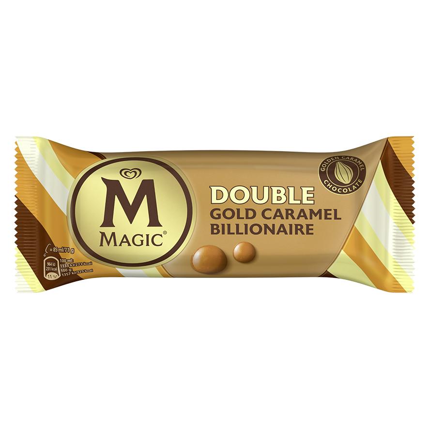 Double Gold Caramel Billionaire xylaki