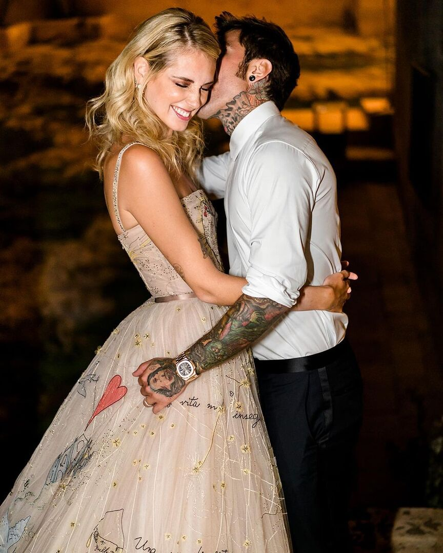 chiara ferragni wedding5