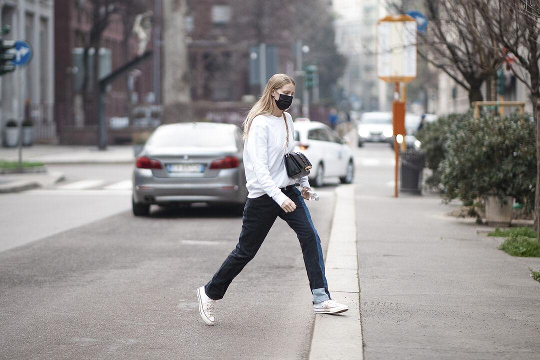 long sleeve street style milan0