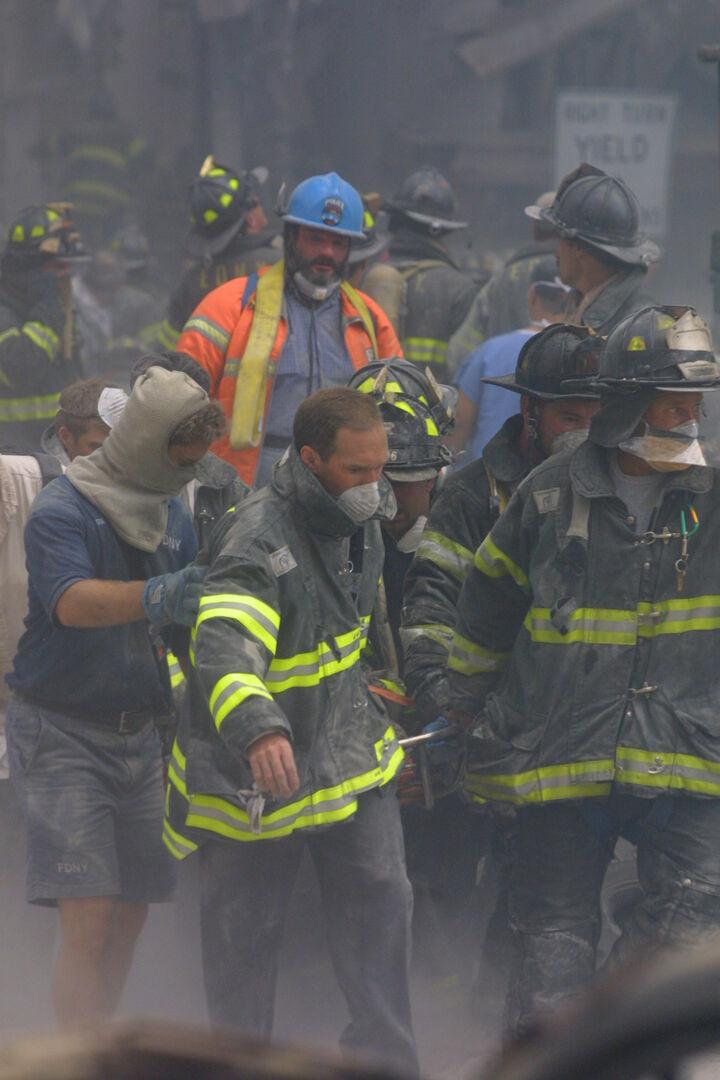 september 11 north survivors