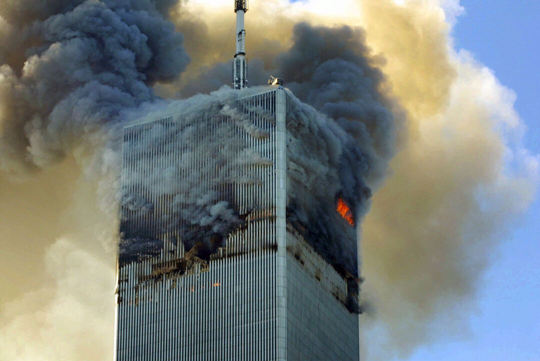 september 11 north tower