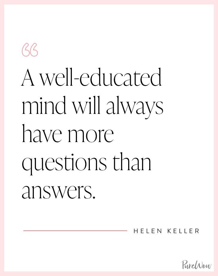 back to school quotes hellen keller
