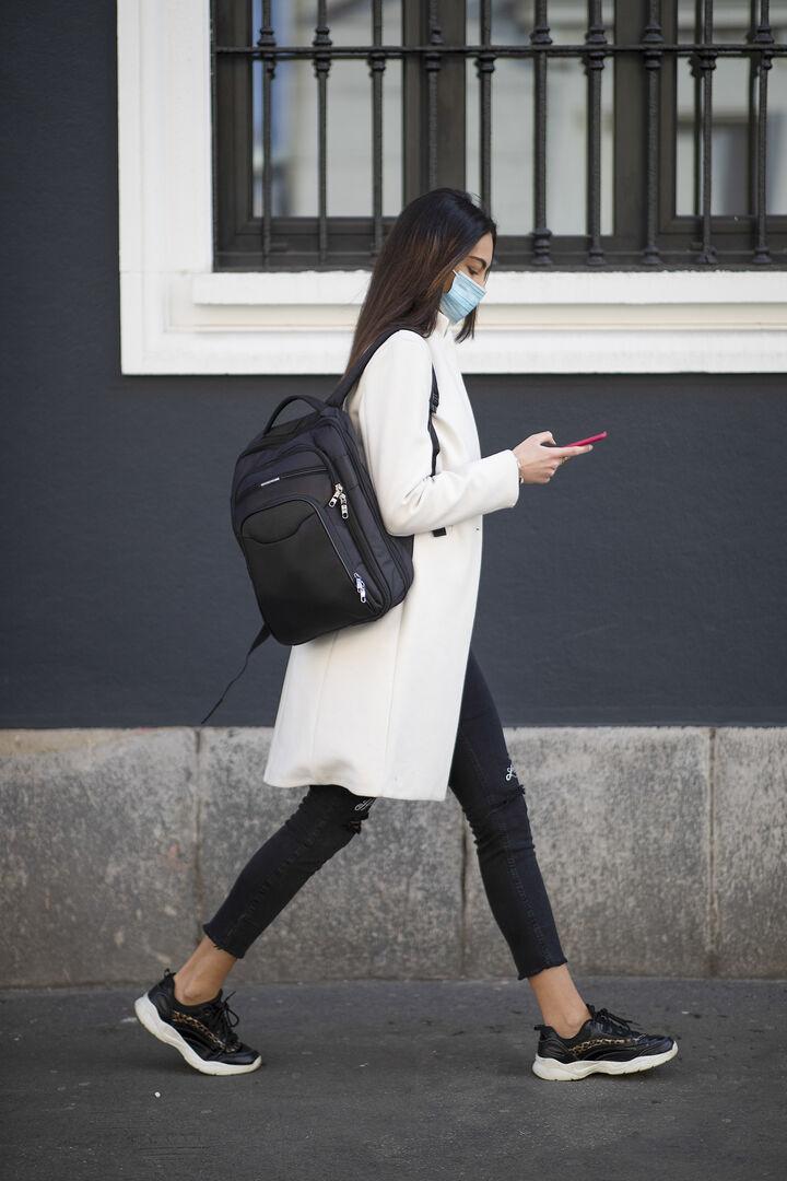 street style white jackets